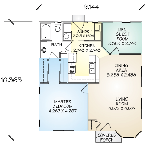 Dealer Floor Plan Rates: Pacific Modern Homes, Inc